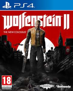 Wolfenstein II: The New Colossus PS4 - Uncut