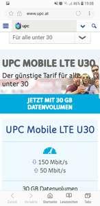 UPC Mobile LTE U30