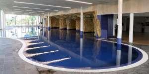 Wellness in Ungarn ( 4* Mjus World Resort, Thermeneintritt, Frühstücksbuffet, 15€ Spa Gutschein)