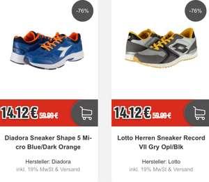 Diadora Herren Sneaker (alle Größen)