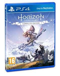 Horizon: Zero Dawn - Complete Edition PS4 für 25,38€ @Amazon.fr