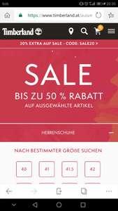 Timberland store - bis zu - 50% Rabatt