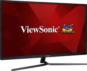 "[Notebooksbilliger]  ViewSonic VX3211-4K-mhd, 31.5"" Monitor mit 10bit 4k VA Display"