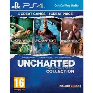 [gameware.at] Uncharted : The Nathan Drake Collection