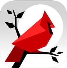iOS: Cardinal Land - Geometrisches Puzzle, gratis statt 2,29€