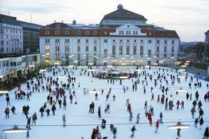 Wiener Eislaufverein - Gratis Eislaufen am 20. Oktober