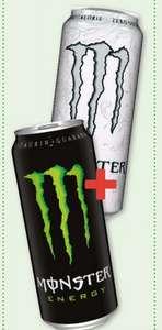 Monster Energy (ADEG) 1+1 Gratis