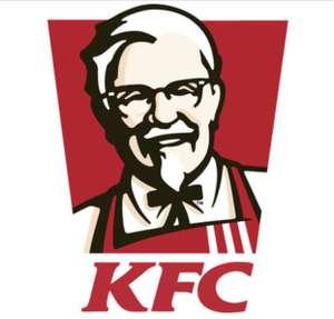 Kentucky Fried Chicken: 20 verschiedene Gutscheine mit bis zu 50% Ersparnis.(Wien)