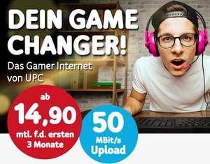 """UPC-Internet """"Gamer-Tarife"""""""