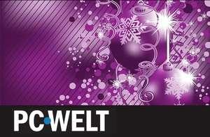 PC-WELT Xmas-Kalender - jeden Tag eine Überraschung (gratis Software)