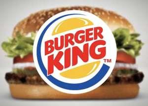 Burger King: 48 Coupons bis 10.03.2019