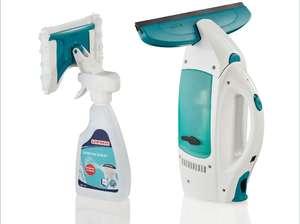 [Saturn] Leifheit Set Fenstersauger Dry & Clean mit Spray Cleaner inkl. 500ml gratis Reinigungsmittel