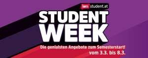 [Iamstudent] Student week z.B. -10€ Mjam - Suface GO - MateBook D