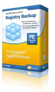 (PC) Registry Backup 2 Professional - gratis