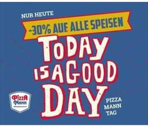[Pizzajäger] 30% auf alle Speisen bei Pizzamann