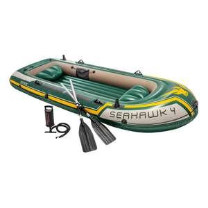Intex Seahawk 4 Set Schlauchboot