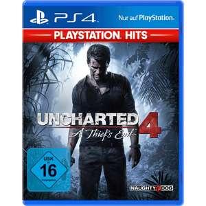 Uncharted 4: A Thief's End - für theoretische €10