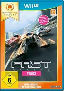 [Amazon] Fast Racing Neo für Nintendo Wii U