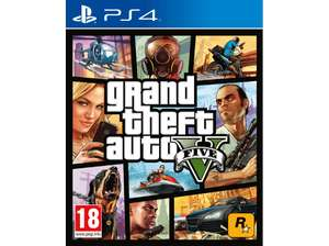 Grand Theft Auto V für PlayStation 4