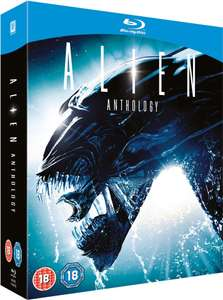 Alien Anthology (Alien 1-4) Blu-ray Box