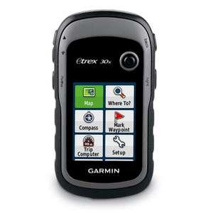 Garmin eTrex 30x Outdoor Navigationsgerät - barometischer Höhenmesser, TopoActive-Karte, 2,2 Zoll (5,6 cm) Farbdisplay
