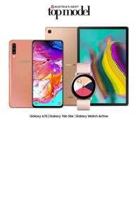 20-25% auf Galaxy A70 / Galaxy Tab S5e /Galaxy Watch Active