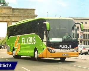Hofer: Flixbus Europaticket um nur 11,99€ (gültig für das gesamte europäische Streckennetz)
