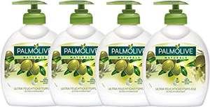 Palmolive Flüssigseife Olivenmilch, 4er Pack