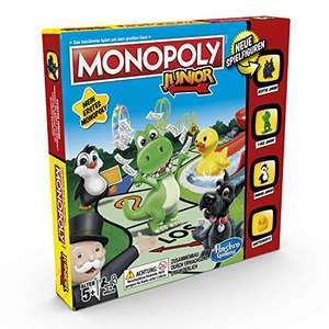 Monopoly Junior (Brettspiel)