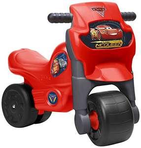 FEBER Famosa Disney Cars 3 Laufräder für Kinder von 18 Monaten bis 3 Jahren
