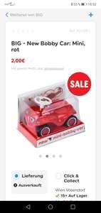 Smyths toys mini bobbycar