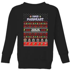[Zavvi.de] Nintendo Weihnachtspullover (für Kinder um 15,99)