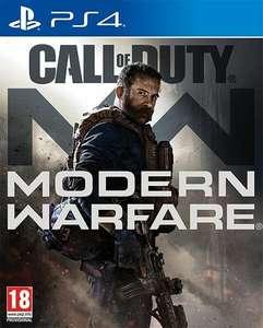 Call of Duty: Modern Warfare (Playstation 4/Xbox)