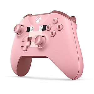 Xbox Wireless Controller (Minecraft Rosa, Limited Edition)