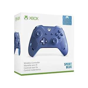 "Microsoft Xbox Wireless Controller (""Sport Blue"" Special Edition)"