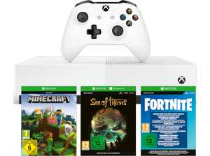 Microsoft Xbox One S All-Digital Editon Spielkonsole (1 TB) inkl. 3 digitale Spiele