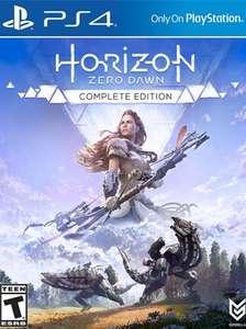 Horizon Zero Dawn - Complete Edition (USA/Canada Code)