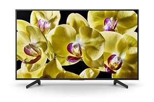 Sony KD-55XG8096 Bravia 55 Zoll (138,8cm) Fernseher (Ultra HD, 4K HDR, Android Smart TV, Chromecast) schwarz