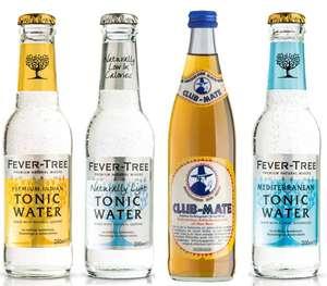 [EuroSpar/InterSpar] Fever Tree Tonic Water 0,5l für Gin Tonic od. Ginger Beer (ab 2 Stück)