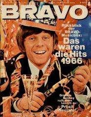 Aus jedem Jahr von 1956-1994, 1 gratis Bravo Heft