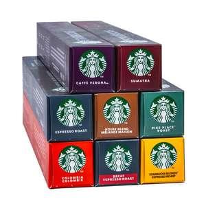 T&G: Starbucks Kaspeln für Nespresso