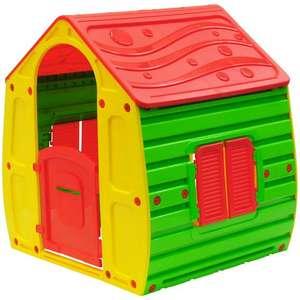 Starplast Kinder Spielhaus für den Garten