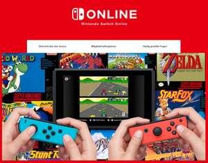 Nintendo Online - Gratis bis zum 6. Mai (inkl. Nes + Snes Spiele)