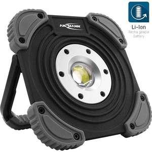 Ansmann 1600-0235 FL2500R LED Arbeitsleuchte akkubetrieben 10 W 1400 lm