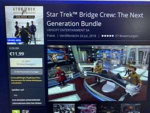 Star Trek Bridge Crew TNG