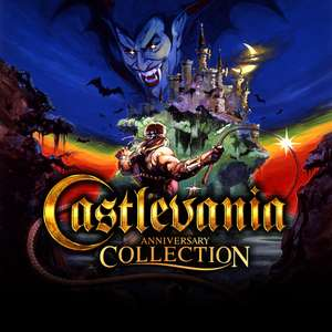 Castlevania Anniversary Collection (Nintendo Switch)