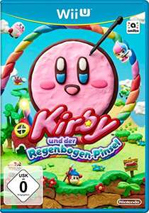Kirby und der Regenbogen-Pinsel (Wii U) ODER Kirby und das extra magische Garn (3DS)