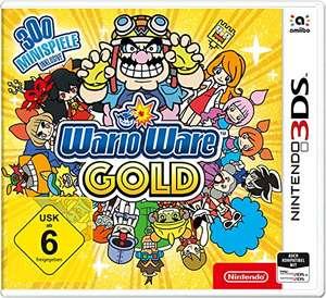 Wario Ware Gold (Nintendo 3DS)