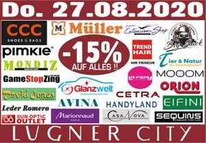 Lugner City -15%*