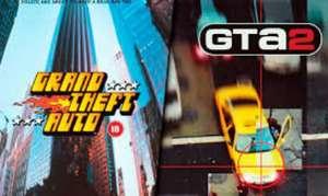 Grand Theft Auto: GTA und GTA 2 (PC) gratis von Rockstar Games